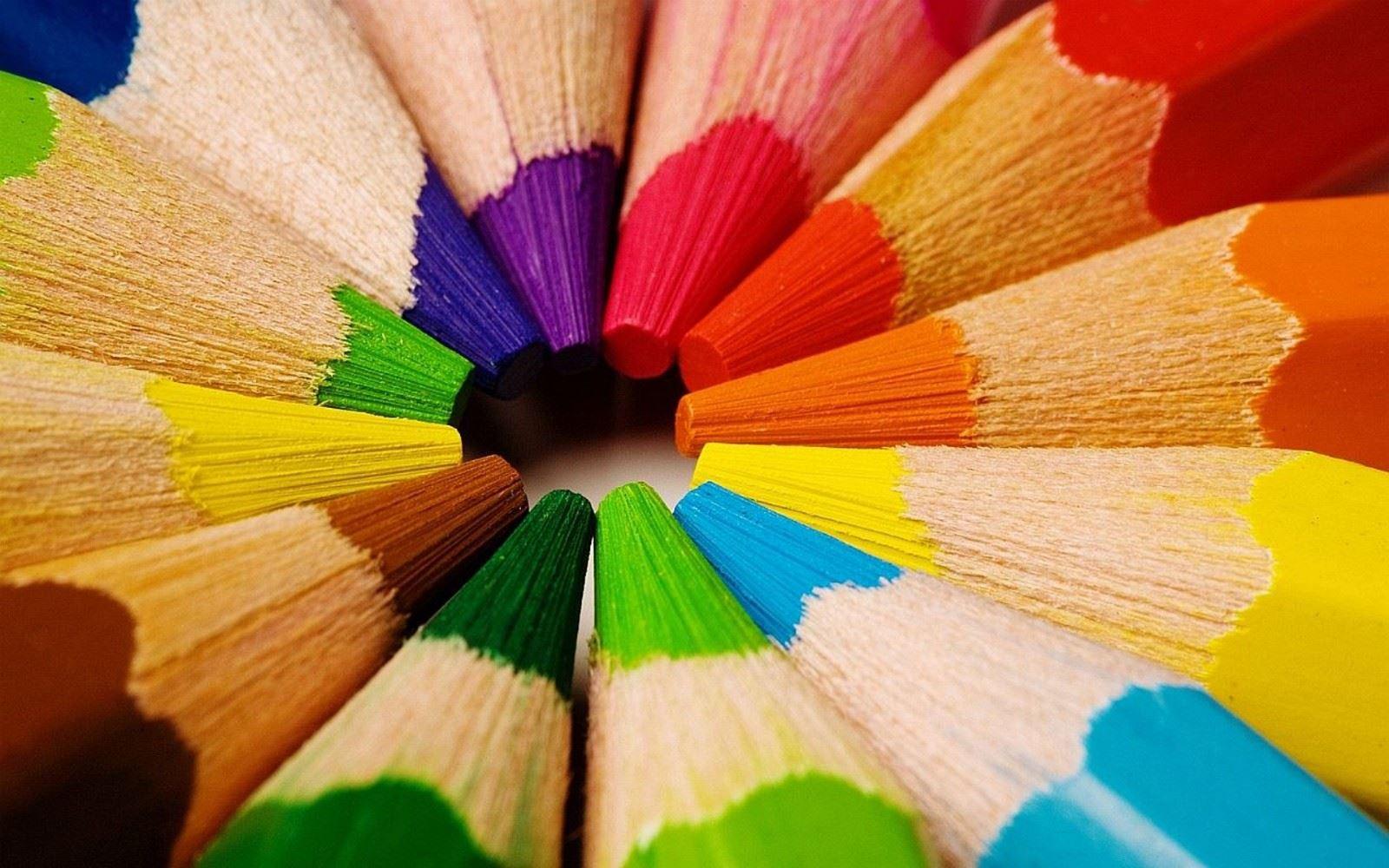 清新简单颜色多种