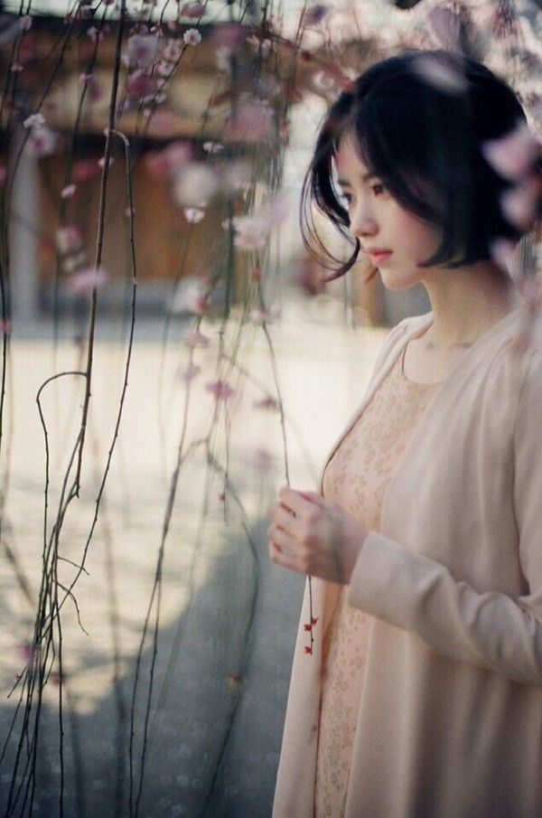 小清新女生唯美高清大图图片