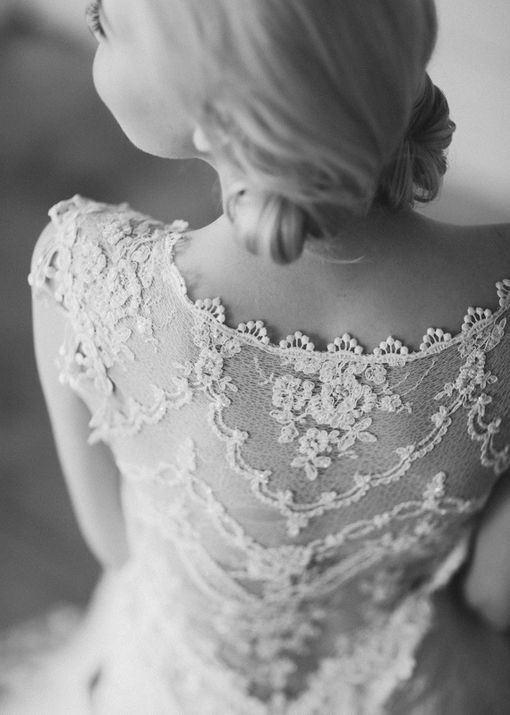复古黑白婚纱欧美意境唯美图片