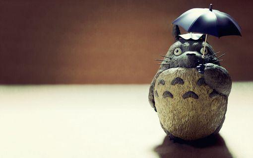 龙猫动漫人物合辑图片
