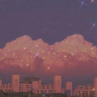 唯美星空浪漫风景