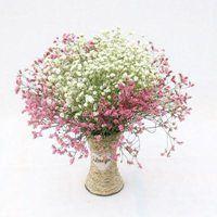 漂亮大束花瓶真花头像_微信头像大全图片